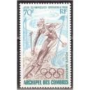 Komoorid - Grenoble 1968 olümpia, **