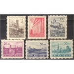 Eesti 1941, linnade vaated, **