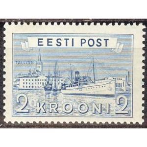 Eesti 1938, Tallinna sadam, puhas (MH) *