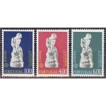 Portugal - Europa , skulptuurid 1974, **