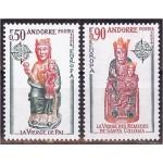 Andorra (prants) - Europa 1974, **
