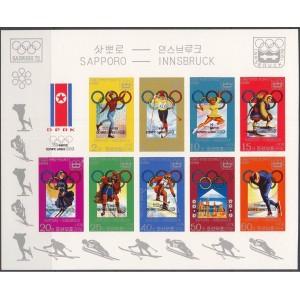 Põhja-Korea - Lake Placid 1980 (IV), lõig. **