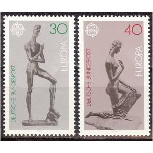 Saksamaa- Europa 1974, **