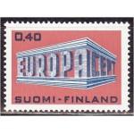 Soome - Europa 1969, **