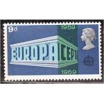 Inglismaa - Europa 1969, **