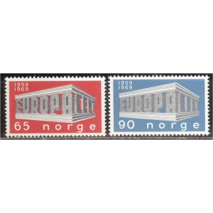 Norra - Europa 1969, **