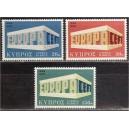Küpros - Europa 1969, **