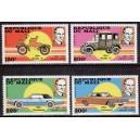 Mali - autod 1987, **