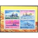 Gibraltar -  sõjalaevad 1997, **