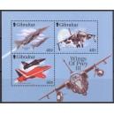 Gibraltar - lennukid 2001, **