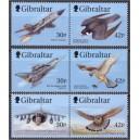 Gibraltar - lennukid ja linnud 1999, **