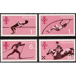 Poola - 60 a. Poola olümpiakomiteed, **