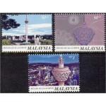 Malaysia - teletorn 1996, puhas (MNH)