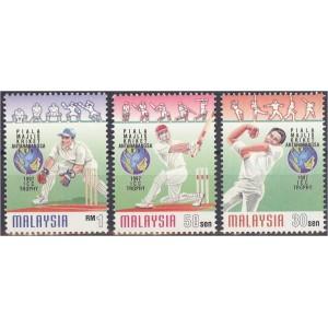 Malaysia - kriket, MNH