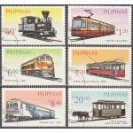 Filipiinid - rongid 1984, templiga