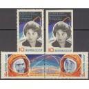 """NSVL - """"V. Tereškova"""" 1963, puhas (MNH)"""