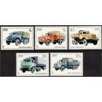 NSVL - veoautod 1986, puhas (MNH)