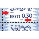 """1999 Eesti vapp """"topeltaastaarv"""", MNH"""