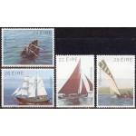 Iirimaa - purjekad 1982, puhas (MNH)