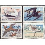 Brasiilia - linnud 1985, puhas (MNH)