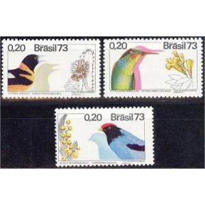 Brasiilia - linnud 1973, **