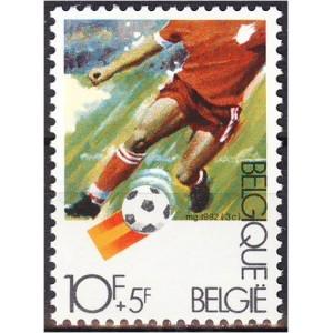 Belgia - jalgpall 1982, **