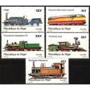 Niger - rongid, vedurid 1980, puhas