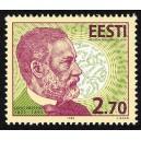 Eesti - 1995 Louis Pasteur, 100 a surmast, **