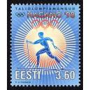 Eesti - Nagano 1998 olümpia, **