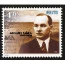 Eesti - 2000, August Mälk 100, **