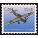 Eesti - 2002 õppelennuk PTO-4, **