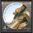 Eesti - 2002 rahvuskivi - paekivi, **