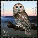 Eesti - 2009 aasta lind - kodukakk, **