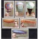 Guinea - 200 a. õhusõitu, õhupallid 1983, **