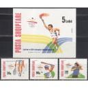 Albaania - Barcelona 1992 olümpia, **