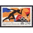 Prantsusmaa - Barcelona 1992 olümpia, **