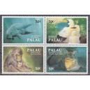 Palau - imetajad, linnud, kahepaiksed 1993, **