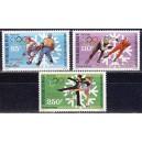 Niger - Calgary 1988 olümpia, ületrükk **