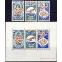 Dahomey - München 1972 olümpia, **