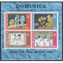Dominica - Apollo 11, kosmos 1970, **