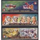 Cook Islands - kosmos, Apollo-Sojuz 1975, **