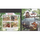 Burundi - fauna, loomad, linnud 2012, **