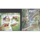 Burundi - putukad ja taimed 2012, lõigatud **