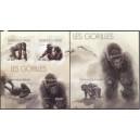Burundi - loomad, gorillad 2012, lõigatud **