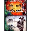 Burundi - mootorrattad 2012, lõigatud **