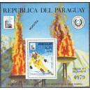 Paraguay - Lake Placid 1980 olümpia I, **
