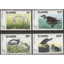 Zaire - linnud 1985, **