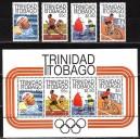 Trinidad ja Tobago - Los Angeles 1984, **