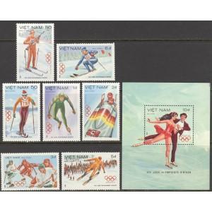 Vietnam - Sarajevo 1984 olümpia, **