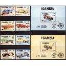 Gambia - autod 1986, **
